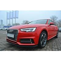 Front splitter V.2 voor Audi A4 B9 S line / S4