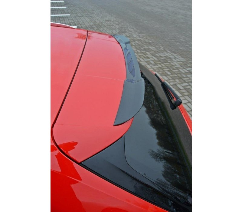 Dakspoiler Extension voor Audi A4 B9 Avant S line / S4