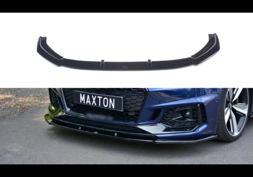 Maxton Design Front splitter V.1 für Audi RS4 B9