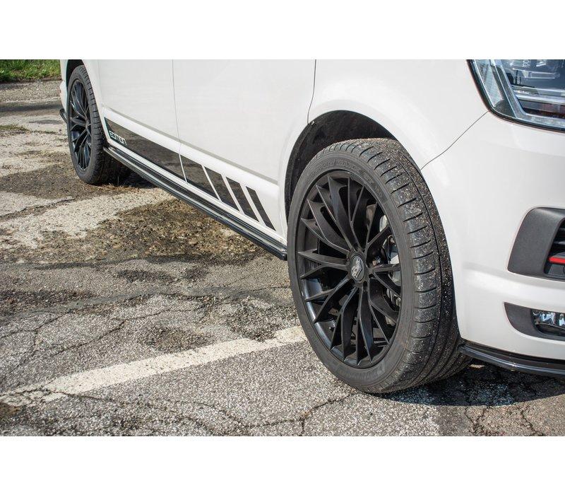 Side Skirts Diffuser für Volkswagen Transporter T6 & T6.1