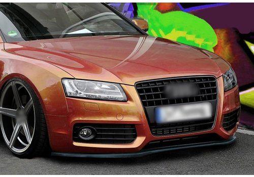 OEM LINE Front Splitter for Audi A5 B8 S line / S5