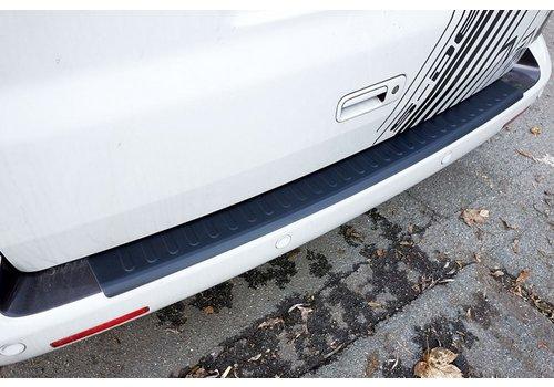 OEM LINE Bumper bescherming zwart voor Volkswagen Transporter T5