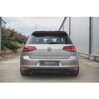 Chrome Uitlaat tips voor Volkswagen Golf 6 GTI & Golf 7 GTI