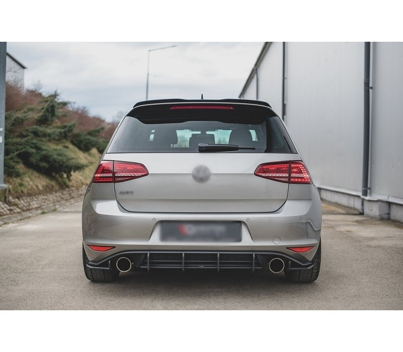 Chrome Exhaust tips for Volkswagen Golf 6 GTI & Golf 7 GTI