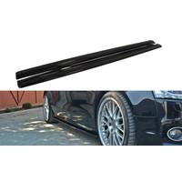 Side Skirts Diffuser für Audi A5 8T / S5 / S line Coupe / Cabrio