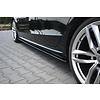 Maxton Design Side Skirts Diffuser for Audi A5 8T / S5 / S line Sportback
