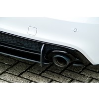 Aggressive Diffusor für Audi A5 8T S line Facelift Coupe / Cabrio
