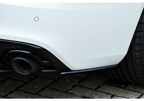 OEM LINE Side Splitter für Audi A5 8T S line Facelift Coupe / Cabrio