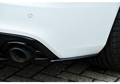 OEM LINE Side Splitter voor Audi A5 8T S line Facelift Coupe / Cabrio
