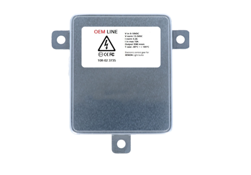 OEM LINE® OEM LINE REPLACEMENT voor Mitsubishi Electric D3S Xenon Koplamp Module 8K0.941.597.C 8K0 941 597 C