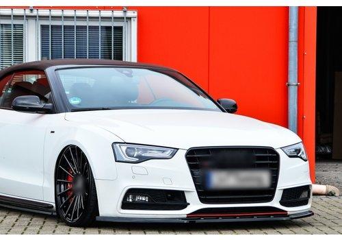 OEM LINE Front Splitter voor Audi A5 B8 Facelift S line / S5