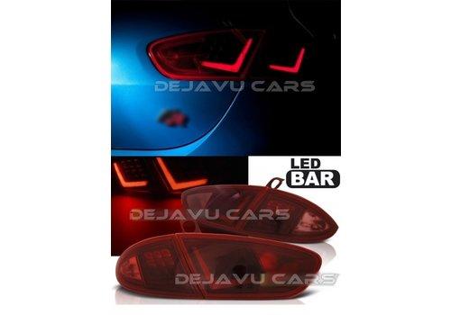 DEPO LED Tail lights Seat Leon 03.2009-2013