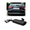 Ulter Sport Sport Uitlaat systeem voor Audi A3 8V Sportback 1,4 92kW