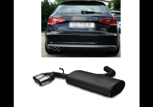 Ulter Sport Sport Exhaust system for Audi A3 8V Sportback 1,4 92kW
