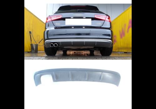 OEM LINE S3 look Diffusor für Audi A3 8V Sportback / Hatchback
