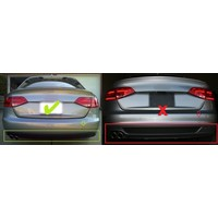 S line Look Diffuser V.1 voor Audi A4 B8