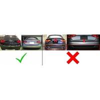 S line Look Diffuser V.2 voor Audi A4 B8