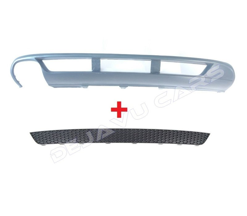 S line Look Diffuser V.1 for Audi A4 B8.5 Facelift