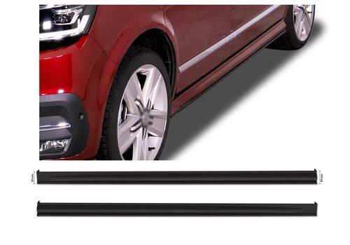 OEM LINE® Side Skirts ''Edition'' for Volkswagen Transporter T6 & T6.1