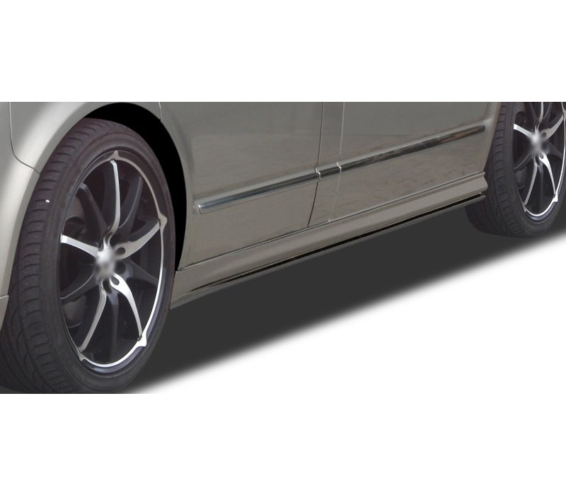 Side Skirts ''Edition'' for Volkswagen Transporter T5 & T5.1