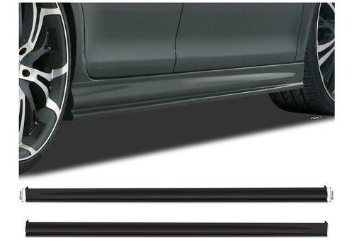 OEM LINE RS3 Look Seitenschweller für Audi A3 8P