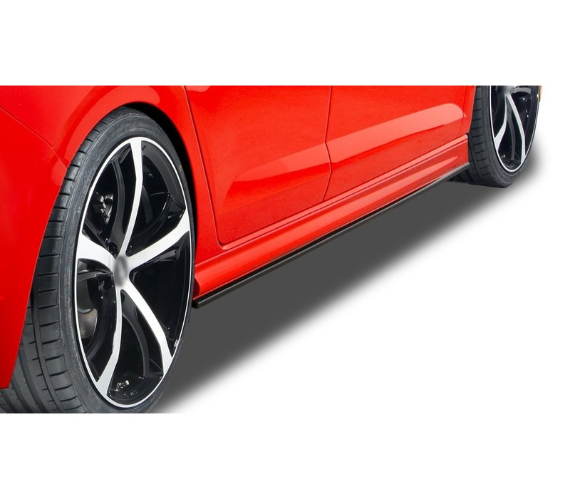 RS3 Look Side Skirts for Audi A3 8P
