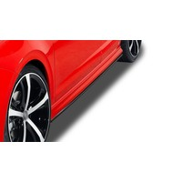 RS3 Look Side Skirts voor Audi A3 8P