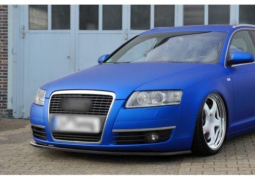 OEM LINE Front Splitter for Audi A6 C6 4F