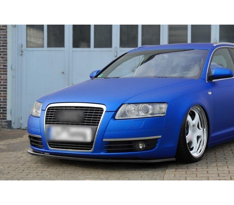 Front Splitter voor Audi A6 C6 4F