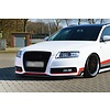 OEM LINE Front Splitter for Audi A6 4F C6 Facelift