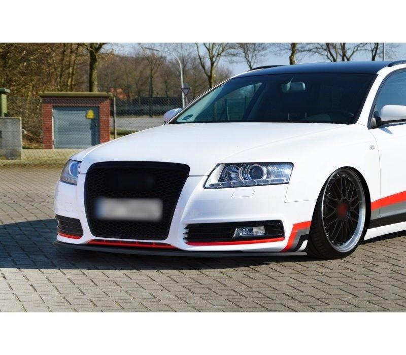 Front Splitter for Audi A6 4F C6 Facelift