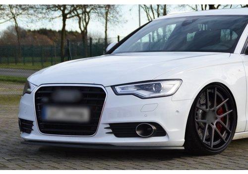 OEM LINE Front Splitter für Audi A6 C7 4G