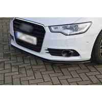 Front Splitter voor Audi A6 C7 4G
