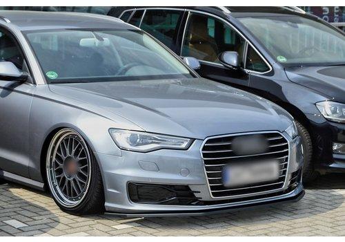 OEM LINE Front Splitter for Audi A6 4G C7.5 Facelift