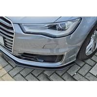 Front Splitter voor Audi A6 4G C7.5 Facelift