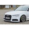 OEM LINE Front Splitter voor Audi A6 4G C7.5 Facelift S line / S6