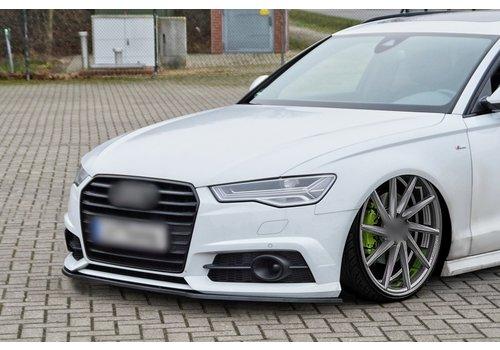 OEM LINE Front Splitter for Audi A6 4G C7.5 Facelift S line / S6