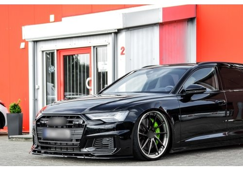 OEM LINE Front Splitter for Audi A6 4K C8 S line / S6