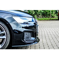 Front Splitter voor Audi A6 4K C8 S line / S6