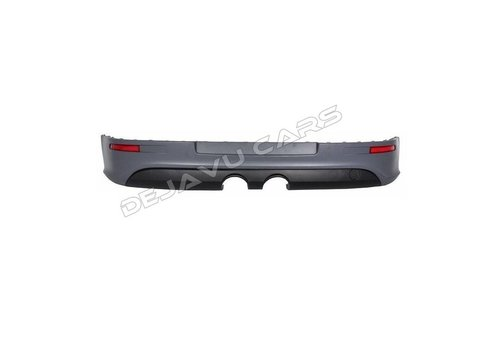 OEM LINE® R32 Look Rear Bumper for Volkswagen Golf 5