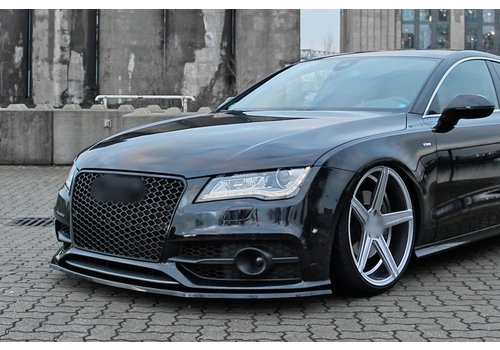 OEM LINE Front Splitter für Audi A7 4G S line / S7