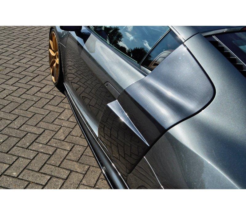 V10 Look Side Blades for Audi R8 42 (2006-2015)