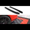 Maxton Design Rear Side Splitter V.1 voor Volkswagen Golf 7 R Variant Facelift