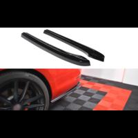 Rear Side Splitter V.1 für Volkswagen Golf 7 R Variant Facelift