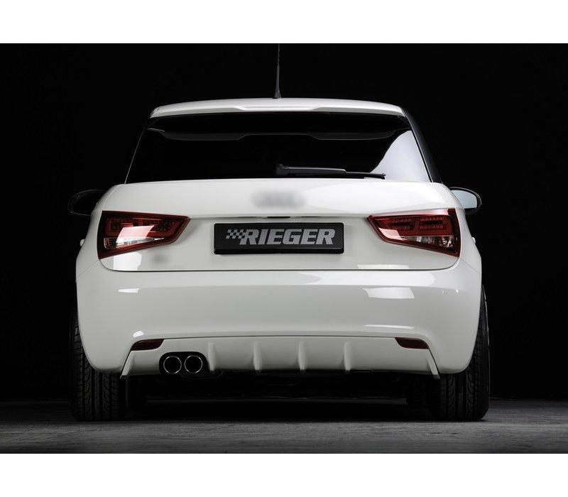 Diffuser voor Audi A1 8X