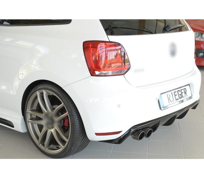 Diffuser voor Volkswagen Polo 6R GTI