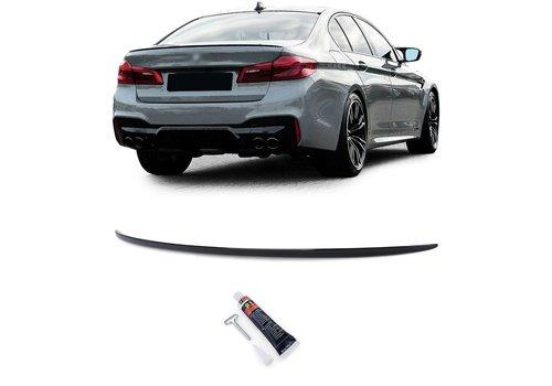 OEM LINE® M Look Achterklep spoiler lip voor BMW 5 Serie G30 / G38