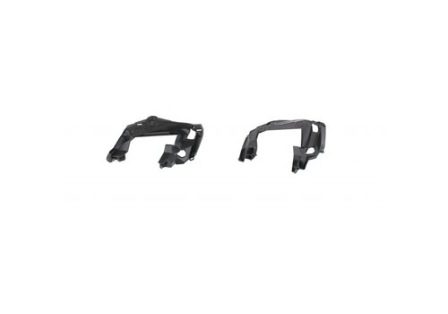 OEM LINE® Exhaust tips bracket for CLA 45 AMG Diffuser