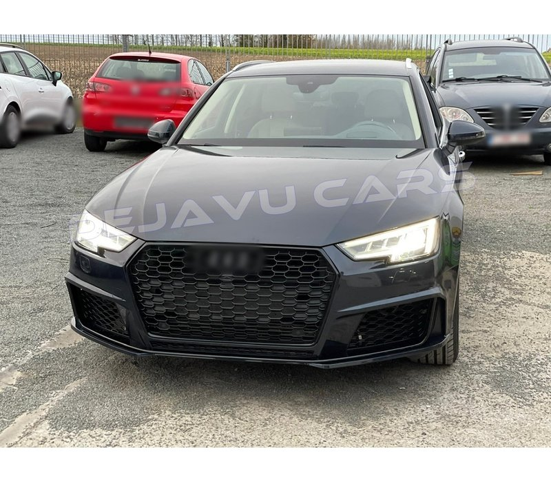 RS4 Look Front bumper for Audi A4 B9