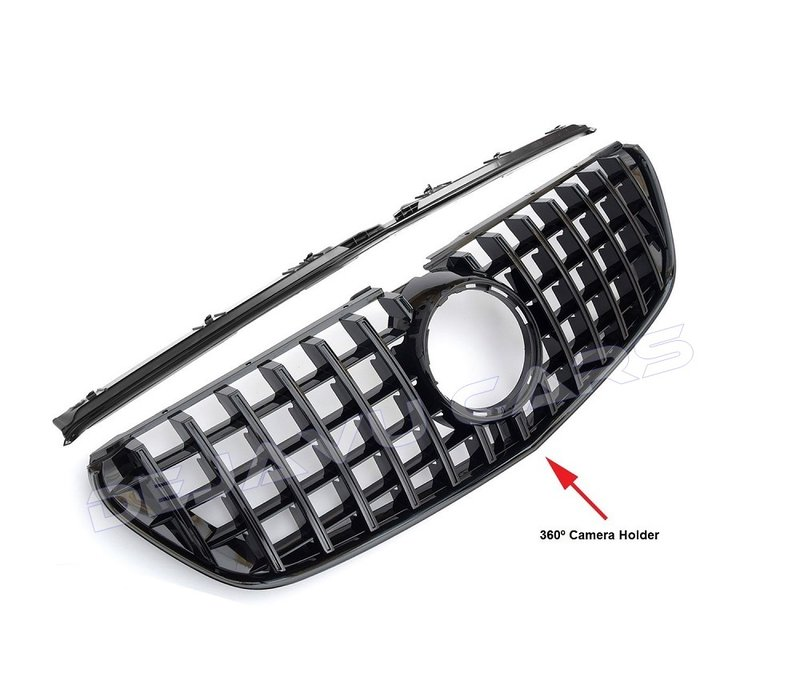 GT-R Panamericana Look Front Grill for Mercedes Benz V-Class W447